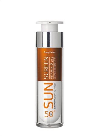 SUN SCREEN CREAM-TO-POWDER SPF 50+