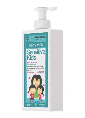 sensitive kids body milk 3d3