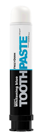 INSTANT WHITENING BLUE TOOTHPASTE