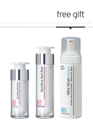 Sensitive Red Skin Kit
