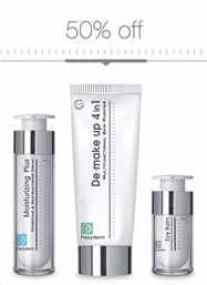 Moisturising Plus Cream & Eye Balm for dry and tired skin
