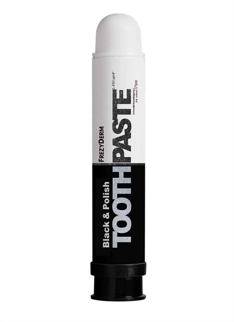BLACK & POLISH TOOTHPASTE