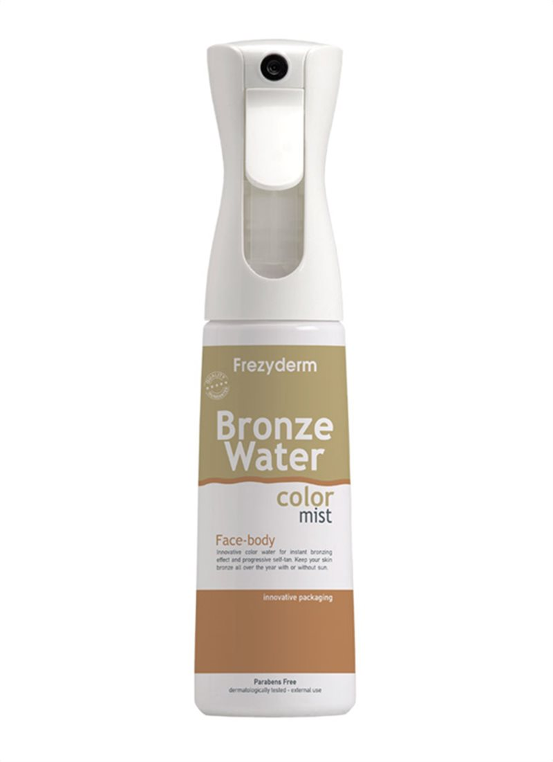 BRONZE WATER COLOR MIST