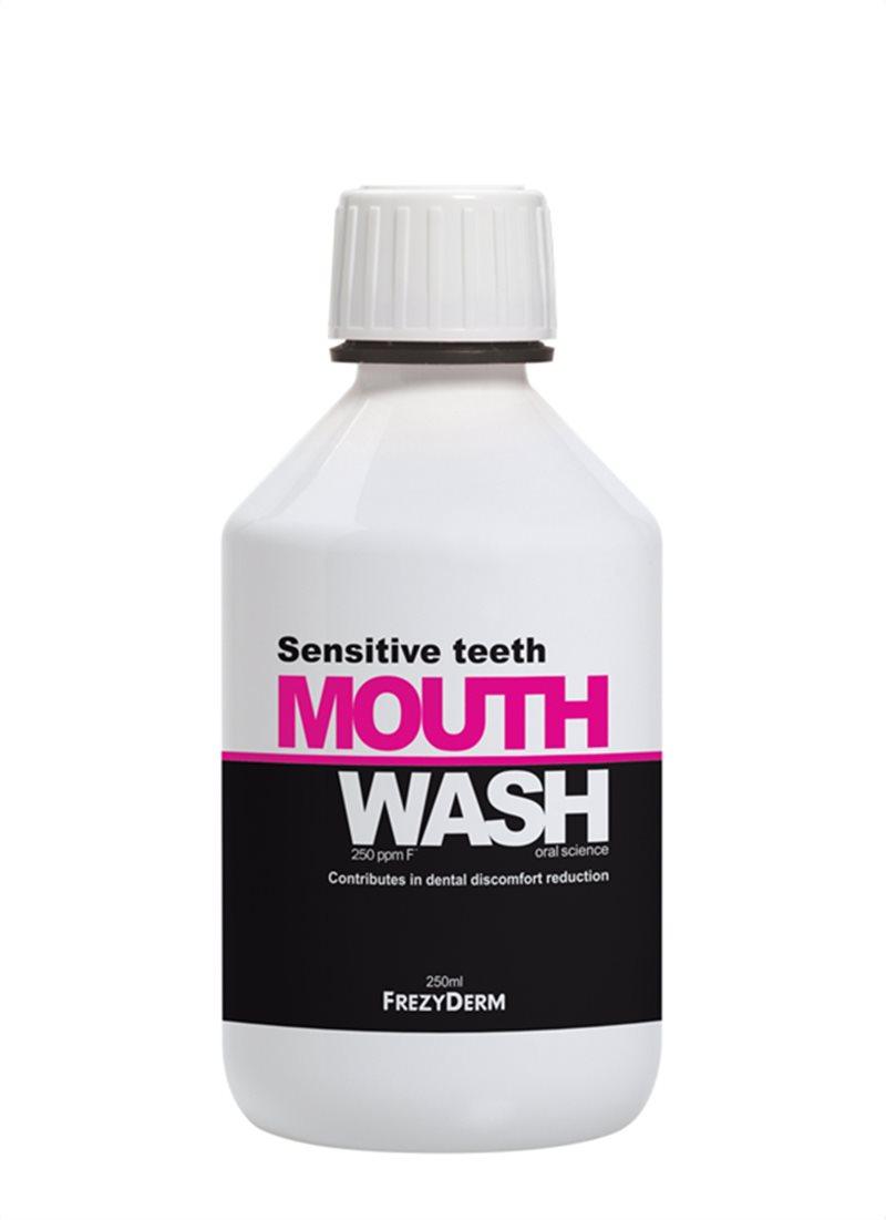 SENSITIVE TEETH MOUTHWASH
