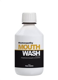 HOMEOPATHY MOUTHWASH